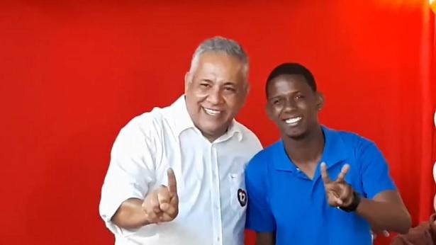 SAJ: PDT oficializa Dr. Everaldo e Felipe Rodrigues como candidatos à prefeito e vice - saj, noticias