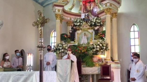São Miguel das Matas: Paróquia realiza festa do seu padroeiro - sao-miguel-das-matas, destaque