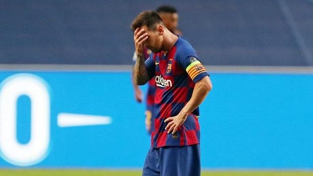 Messi anuncia que vai ficar no Barcelona - mundo, esporte