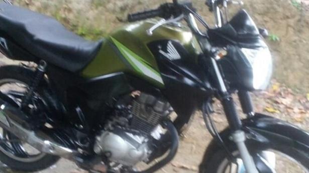 Conceição do Almeida: Motocicleta é roubada no Comum do Jequitibá - noticias, conceicao-do-almeida