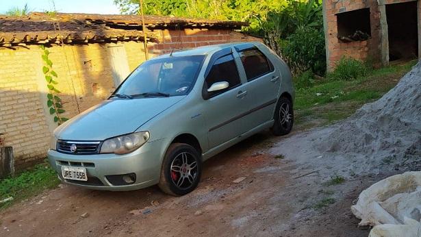 Nilo Peçanha: Carro é roubado na casa do proprietário - policia, nilo-pecanha, destaque, bahia
