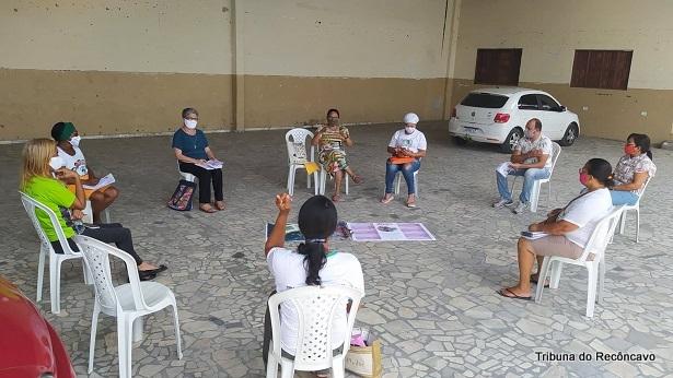 Diocese de Amargosa: Pastoral da Criança planeja ações que podem ser realizadas nesse tempo de pandemia - saj, noticias, destaque