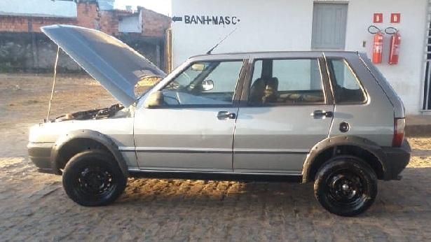 Camamu: Carro é furtado na Ladeira de Gaspar - policia, camamu, bahia