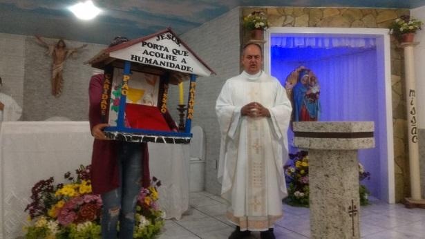 SAJ: Começa novenário preparatório a festa de Nossa Senhora do Perpétuo Socorro - saj, noticias, catolico