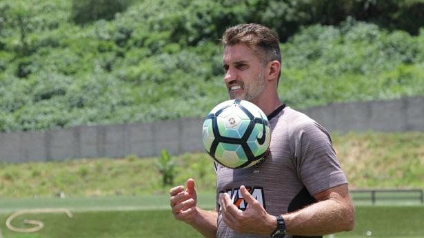Vagner Mancini deixa o Atlético de Goiás e assume o Corinthians - esporte