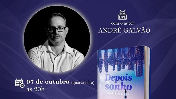 Amargosa: Poeta André Galvão lança seu segundo livro de poemas, Depois do Sonho - literatura, destaque, amargosa