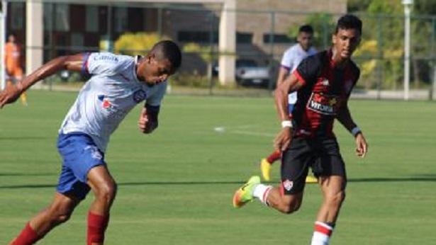 Brasileirão sub-20: Bahia vence o Vitória em Praia do Forte - esporte