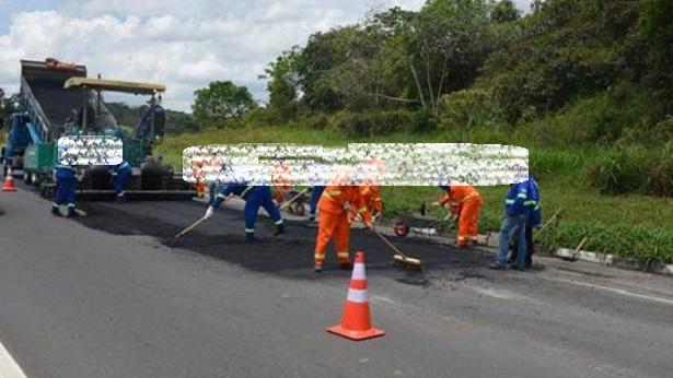 VIABAHIA realiza obras de recuperação na BR-324 e BR-116 - noticias, bahia