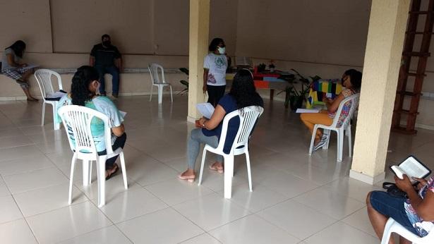 Ubaíra: Pastoral da Criança é reativada na Paróquia São Vicente Ferrer - ubaira, noticias, destaque