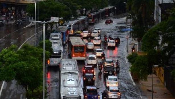 Com chuvas, Defesa Civil põe cidade de São Paulo em estado de atenção para alagamentos - brasil