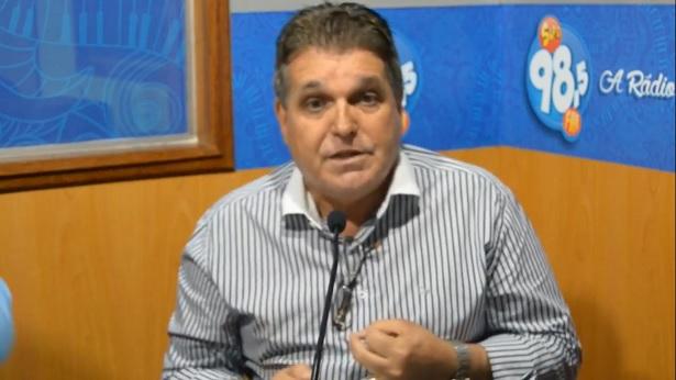 Eunápolis: Ex-prefeito Paulo Dapé é internado com Covid-19 - eunapolis, bahia