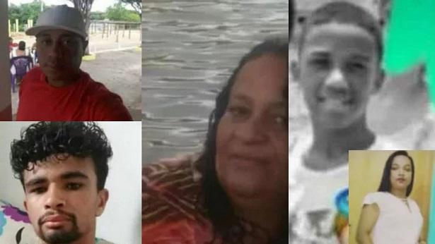 Iaçu: Moradores de Lajedo Alto morrem vítimas de acidente na BR-116 - iacu, destaque, bahia, transito