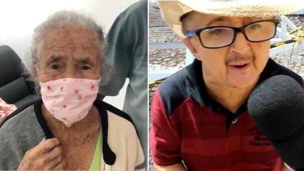 Elísio Medrado: Com suspeita de Covid, mãe de Jotinha é transferida para hospital de Salvador - celebridade, elizio-medrado