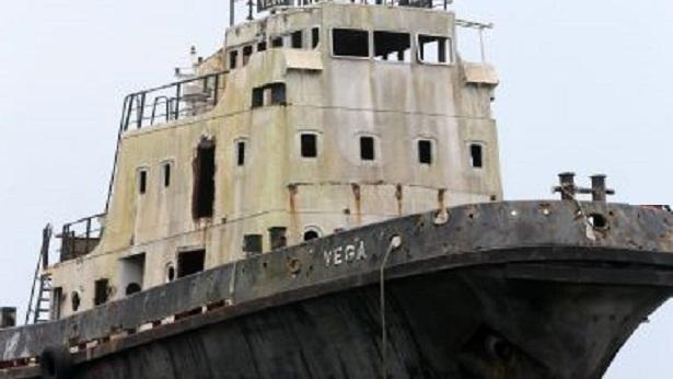 Rebocador Vega também é afundado na Baía de Todos-os-Santos - bahia