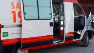 Paulo Afonso: Motociclista fica ferido em acidente que envolveu dois carros - paulo-afonso, bahia, transito
