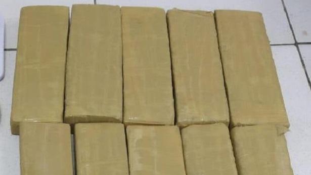 Itabuna: Mais de 80 quilos de maconha são apreendidos em carro de passeio - policia, itabuna, bahia
