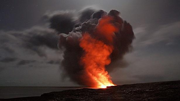 Vulcão Kilauea entra em erupção no Havaí - mundo