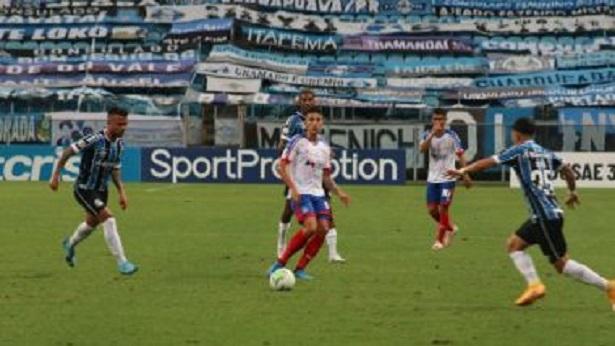 Bahia perde para o Grêmio, chega na 7ª derrota seguida e pode fechar rodada no Z-4 - esporte, bahia