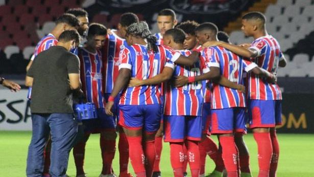 Copa do Brasil Sub-20: Bahia empata com o Vasco e termina como vice-campeão - esporte