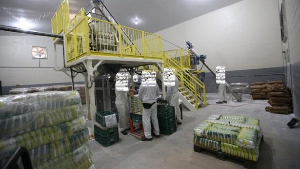 Presidente Tancredo Neves: Unidade de Beneficiamento de Mandioca, Banana e Milho é requalificada - presidente-tancredo-neves, noticias, destaque