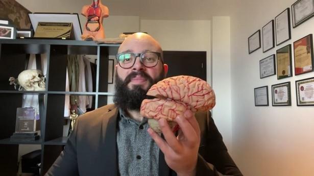 Quais regiões do cérebro o riso envolve e qual a sua importância? Dr. Fabiano de Abreu explica - saude