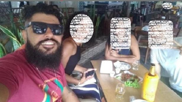 Santa Inês: Barbeiro Lucas Araújo é assassinado em Salvador - santa-ines, noticias, destaque