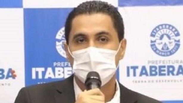 Itaberaba: Prefeito anuncia acordo para aquisição de 30 mil doses da Coronavac - itaberaba, bahia