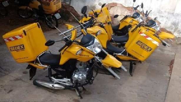 Brumado: Rodas de motocicletas dos correios são furtadas - policia, noticias, destaque, brumado, bahia