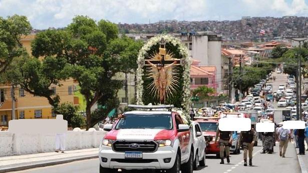 Salvador: Desfile de imagem e bênção substituem Lavagem do Bonfim - salvador, noticias, bahia