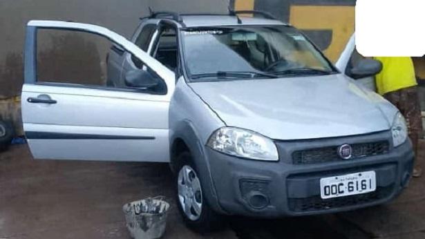 Valença: Ladrões roubam carro e levam proprietário como refém - valenca, bahia