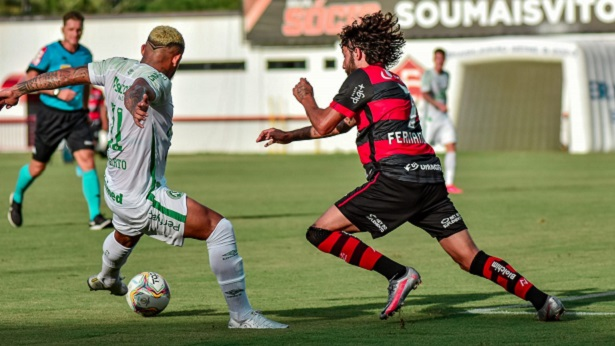 Vitória empata com Chapecoense e fecha rodada na zona de rebaixamento - esporte