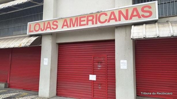 SAJ: Filial das Lojas Americanas é interditada pela Vigilância Sanitária - saj