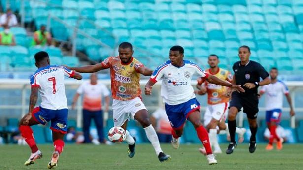 Jogo entre Fortaleza e Bahia será o primeiro do Brasil com transmissão em Libras - esporte