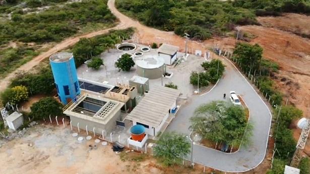 Aracatu: Estado investe R$ 5,9 milhões em abastecimento de água no povoado de Piabanha - bahia, aracatu