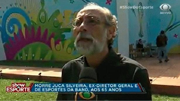 Morre Juca Silveira, ex-diretor de esportes do Grupo Bandeirantes - celebridade, esporte