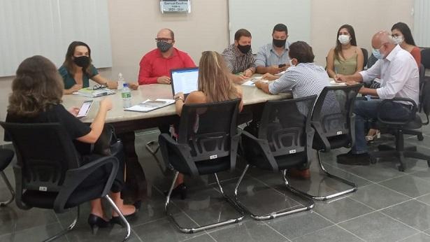 SAJ: Município forma comissão para executar ações na ocupação Nova Canaã - saj, noticias, destaque