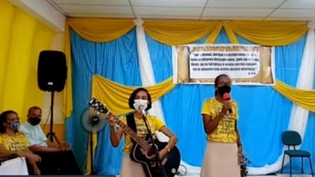 """Diocese de Cruz das Almas: Segue até esta terça (16) o retiro de carnaval """"Reviver com Cristo"""" - noticias, cruz-das-almas, catolico"""