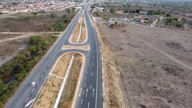 Governo Federal entrega duplicação da BR-116 entre Feira de Santana e Santa Bárbara - feira-de-santana, bahia
