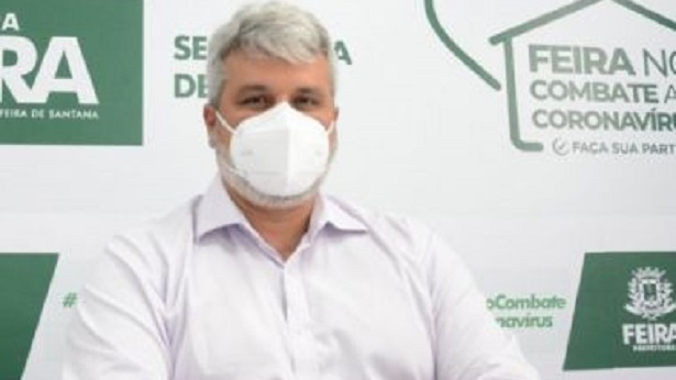 Feira de Santana: Secretário de saúde pede exoneração de cargo - feira-de-santana, bahia