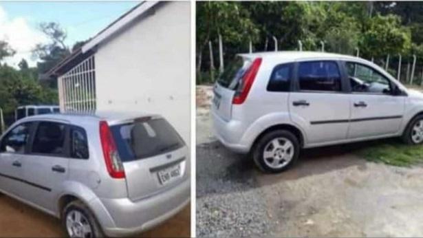 Valença: Carro é roubado em Serra Grande - valenca, destaque