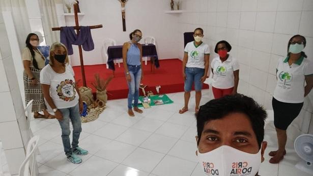 Pastoral da Criança realiza reunião de Forania em Nazaré - noticias, nazare