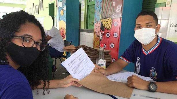 Estudantes e professores da Rede Estadual celebram início do ano letivo - educacao, bahia