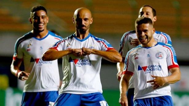 Bahia goleia o Manaus e passa de fase na Copa do Brasil - noticias, esporte
