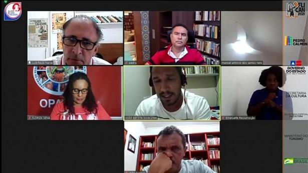 II Feira Literária de Canudos encerra com a participação de mais de 70 convidados - noticias, literatura, canudos, bahia