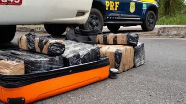 Camacan: Maconha avaliada em 42 mil é apreendida - policia, bahia