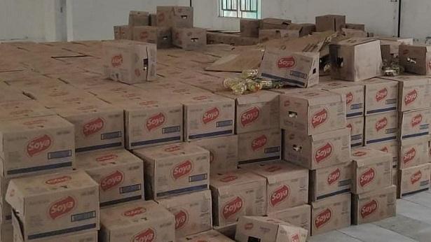 SAJ: Comerciante é preso por comprar carga roubada - saj, destaque