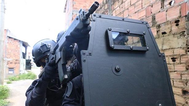 Sapeaçu: Suspeitos de envolvimento em roubos a bancos são presos em motel - sapeacu, bahia