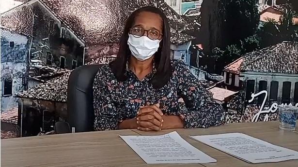 Cachoeira: Após relato de ameaças, prefeita tem suporte de segurança do Estado - policia, cachoeira, bahia