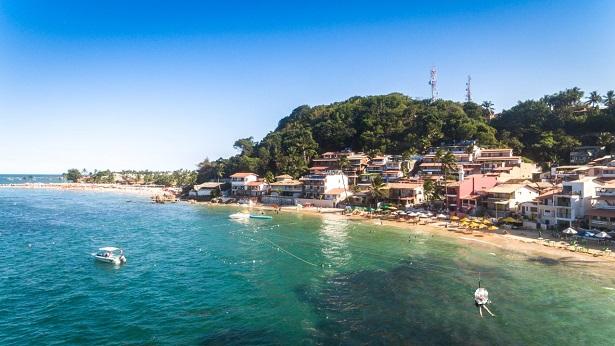 Cairu é um dos 4 municípios no Brasil a fazer parte do Programa de Promoção do Turismo Sustentável - noticias, destaque, cairu