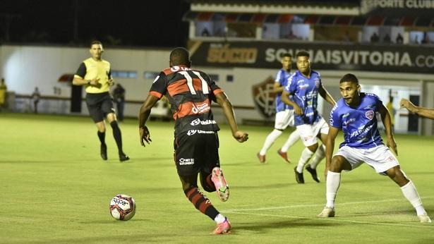 Vitória perde para o Doce Mel no Barradão - noticias, esporte